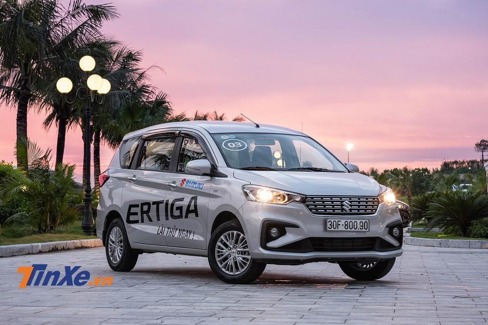 Ngoại thất Suzuki Ertiga 2019