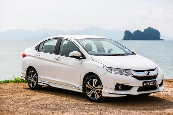 Honda City dành cho những người muốn tìm một chiếc xe sedan hạng B có cảm giác lái thú vị.