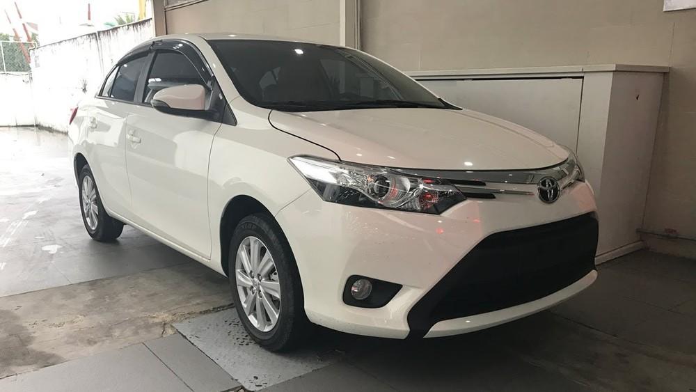 Toyota Vios1.5G 2017 là một lựa chọn tốt trong tầm giá 500 triệu.