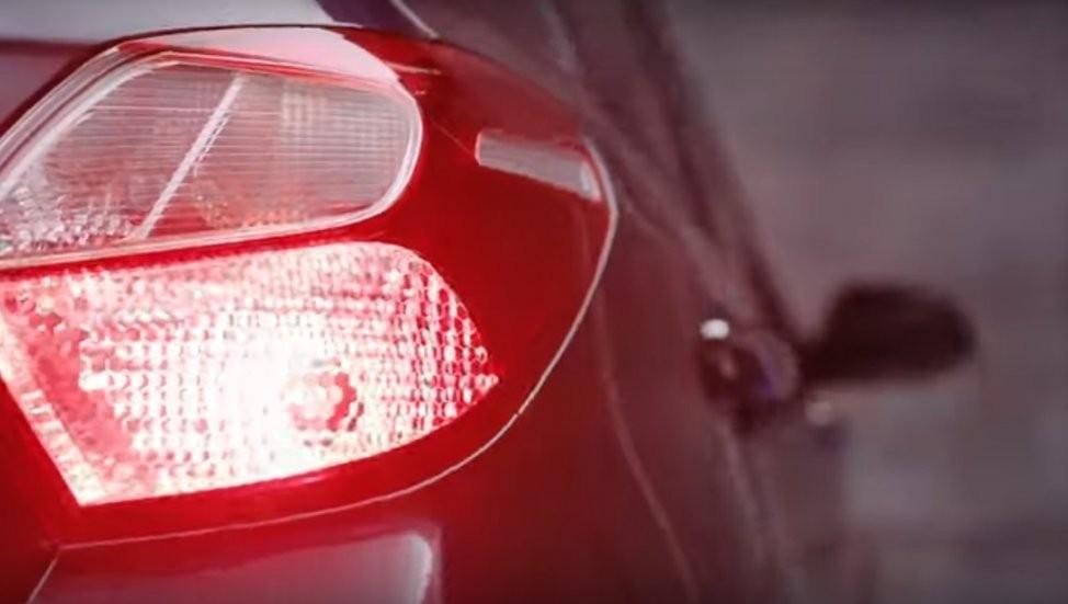 Cụm đèn hậu của Hyundai Grand i10 2019