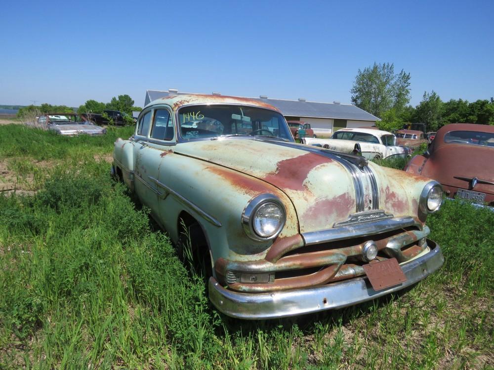 Pontiac Chieftain 1954