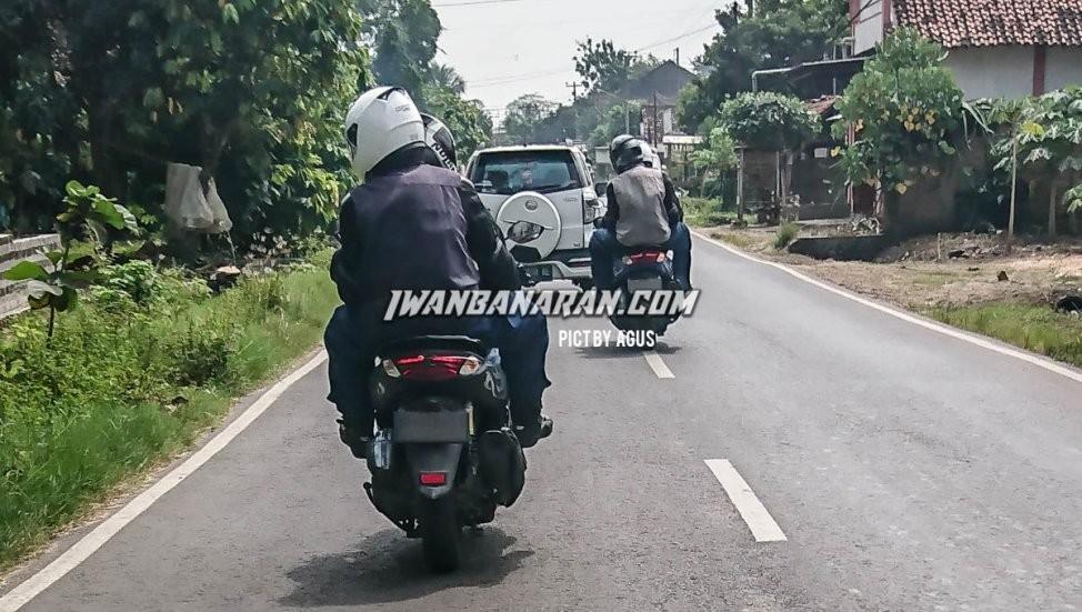 Yamaha NMax 155 phiên bản mới