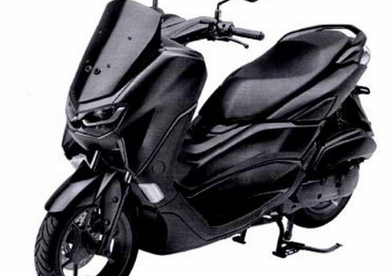 Thiết kế dự kiến của Yamaha NMax 155 thế hệ mới