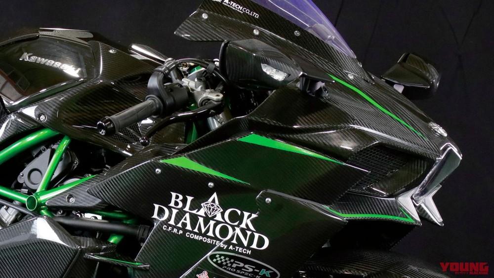 Với bộ cánh mới, chiếc xe có khả năng đạt gần 360km/h