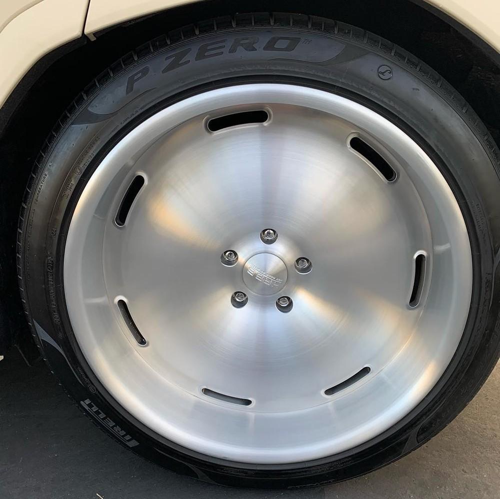 Bộ vành lạ mắt của chiếc Lamborghini Urus