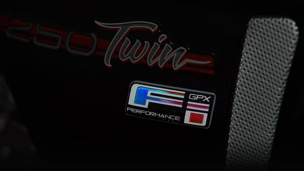 Hệ thống phun xăng điện từ FI GPX trên xe