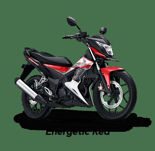 Honda Sonic 150R 2019 màu đỏ Energetic Red