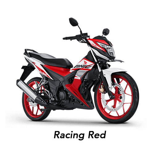 Honda Sonic 150R 2019 màu đỏ Racing