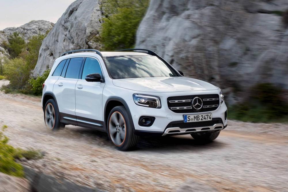 Mercedes-Benz GLB Edition 1 2020 ra mắt tại châu Âu
