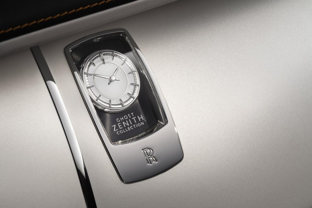 Đồng hồ Zenith trên bản đặc biệt Zenith Collection