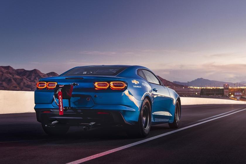 Nó là một mẫu xe đua drag tốc độ với công suất 700 mã lực