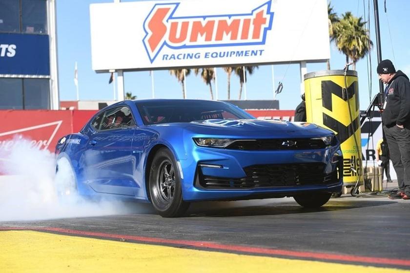 Sau khi ra mắt ở SEMA năm ngoái, Chevrolet đã đưa eCOPO Camaro đi tới nhiều sự kiện khác nhau