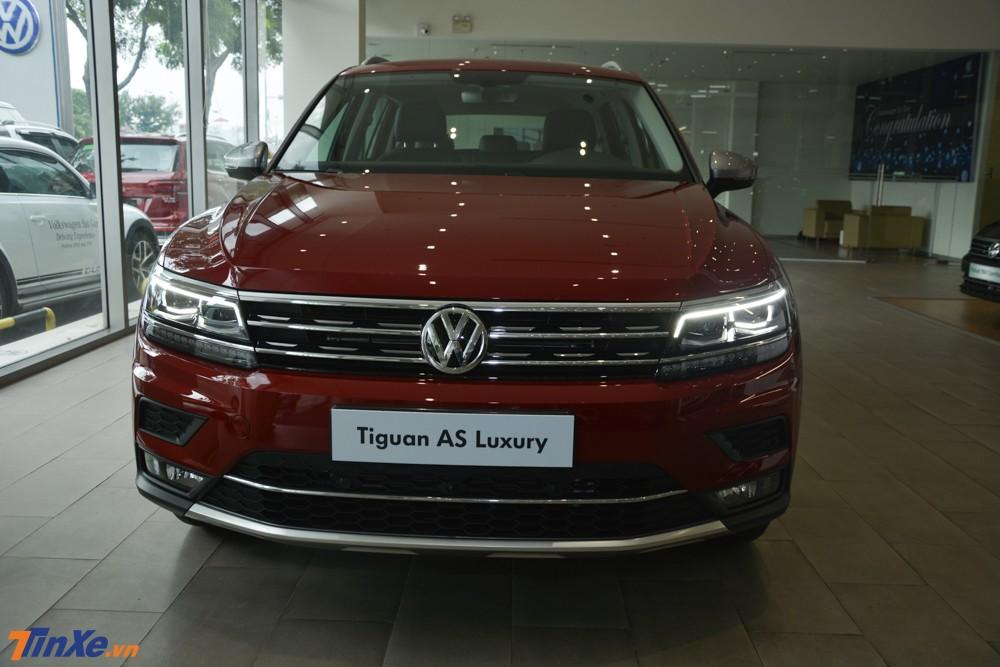 Đánh giá nhanh Volkswagen Tiguan Allspace Luxury tại Việt Nam