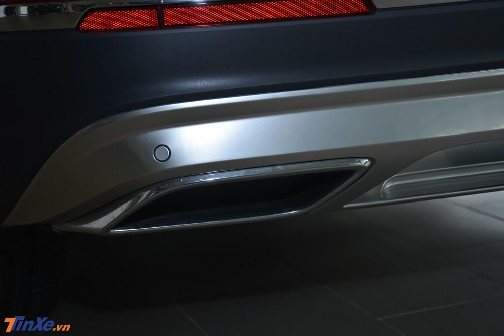 Ống xả của Volkswagen Tiguan Allspace Luxury