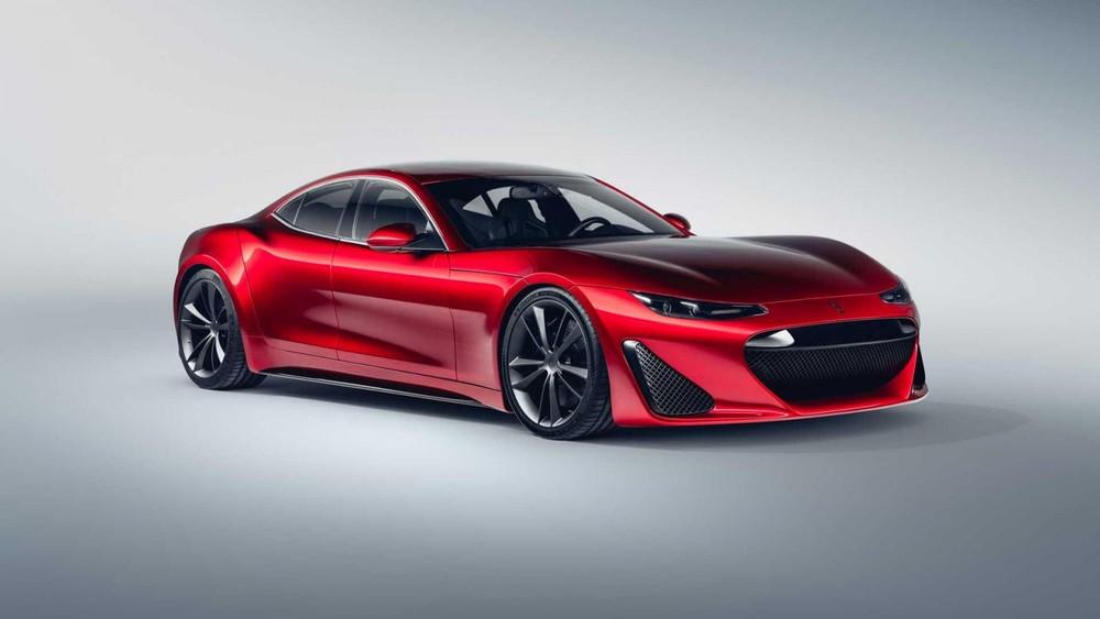 Drako GTE 2020 có một thiết kế sang trọng và mang tính thể thao