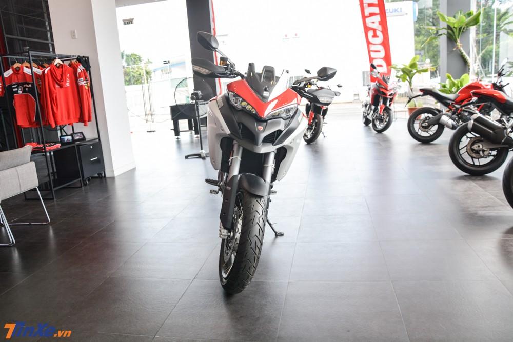 Cận cảnh Ducati Multistrada 1260 Enduro 2019