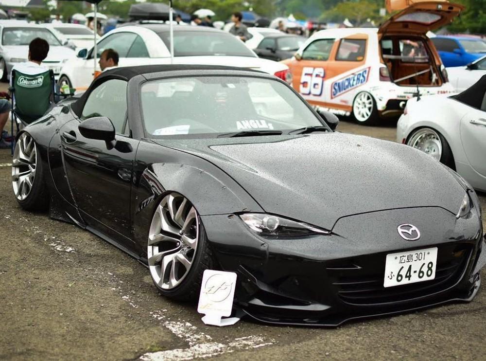 Khó có thể tìm thấy một chiếc Mazda MX-5 thứ hai trông như thế này