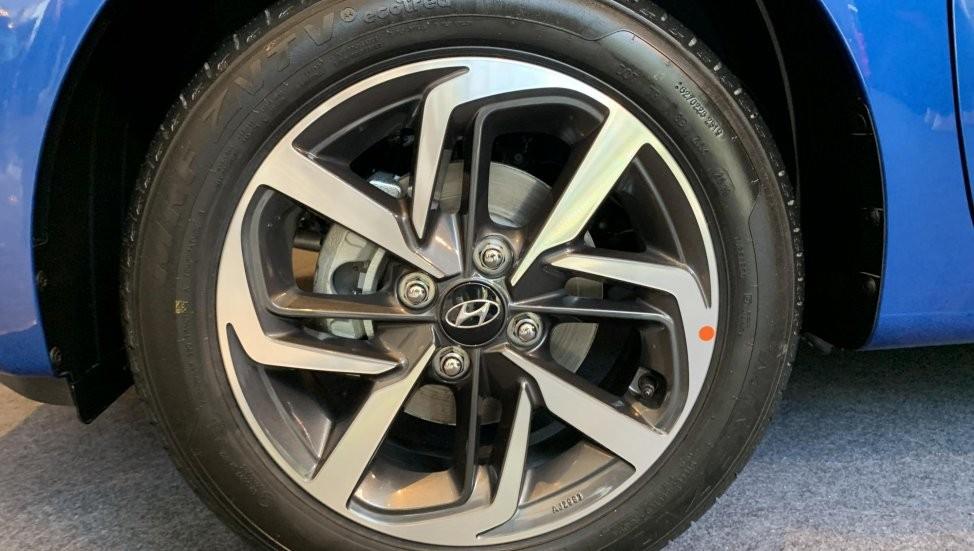 Bộ vành hợp kim 15 inch của Hyundai Grand i10 Nios 2019