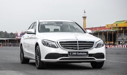 Mercedes-Benz C200 Exclusive