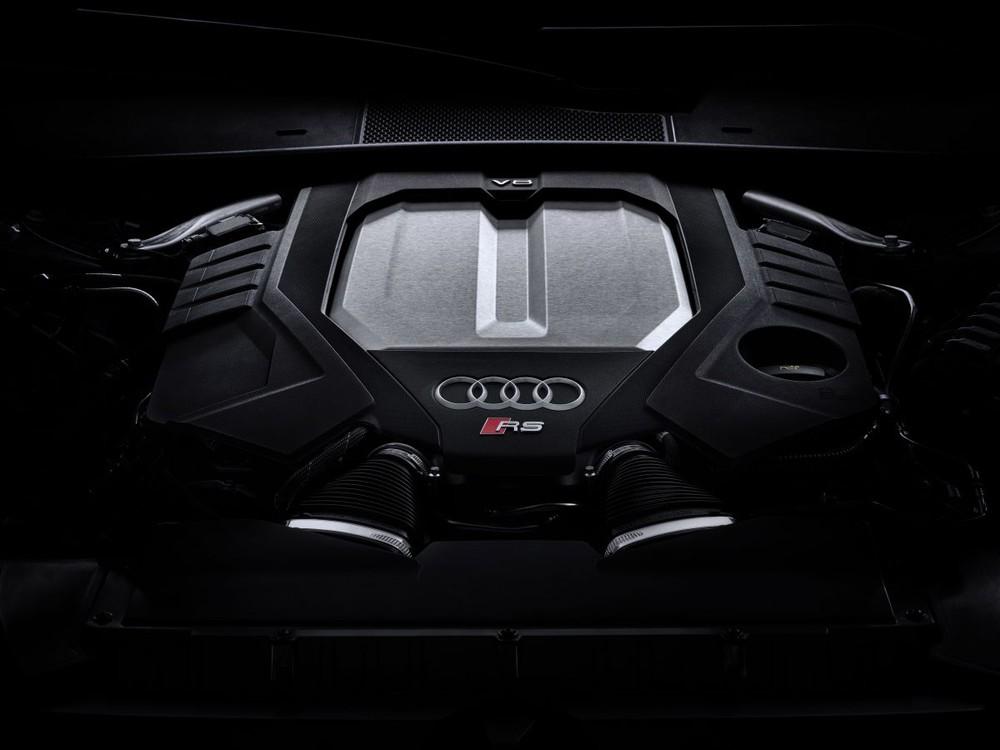 Động cơ V8 4.0L BiTurbo trên Audi RS6 Avant
