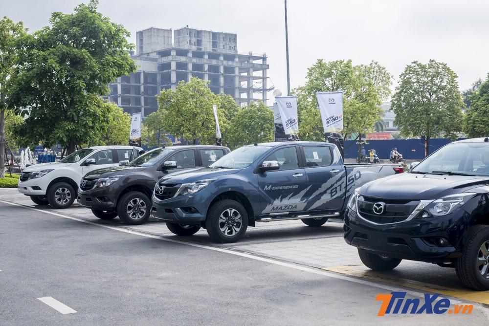 Xe nhập về trong nửa đầu tháng 8 quá ít khiến phân khúc xe bán tải tại Việt Nam sẽ gặp khó trong thời gian tới