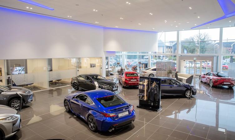 Lexus là thương hiệu ô tô khiến khách hàng Mỹ hài lòng nhất năm nay