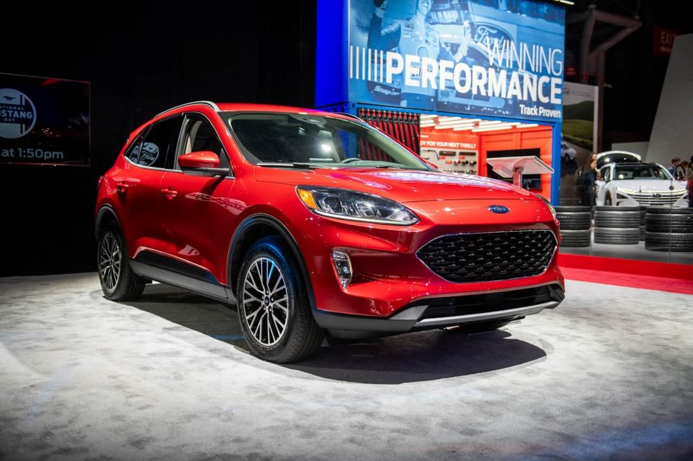 Ford Escape 2020 sẽ được lắp ráp trong nước, thế chỗ cho sự ra đi của Ford Focus