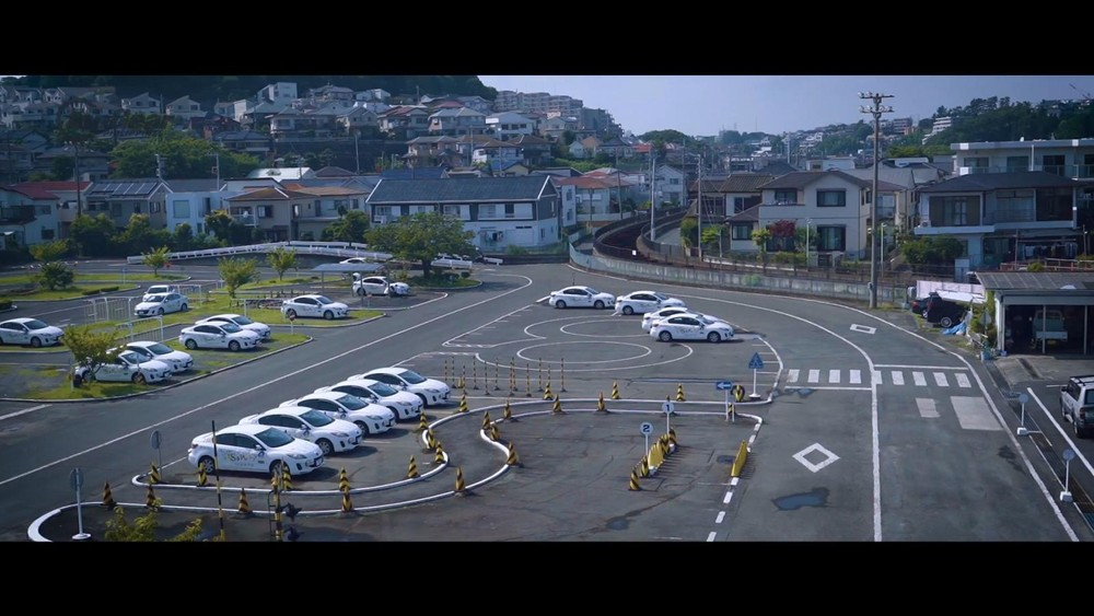 Trường dạy lái xe Sankyo ở thành phốFujisawa, tỉnh Kanagawa