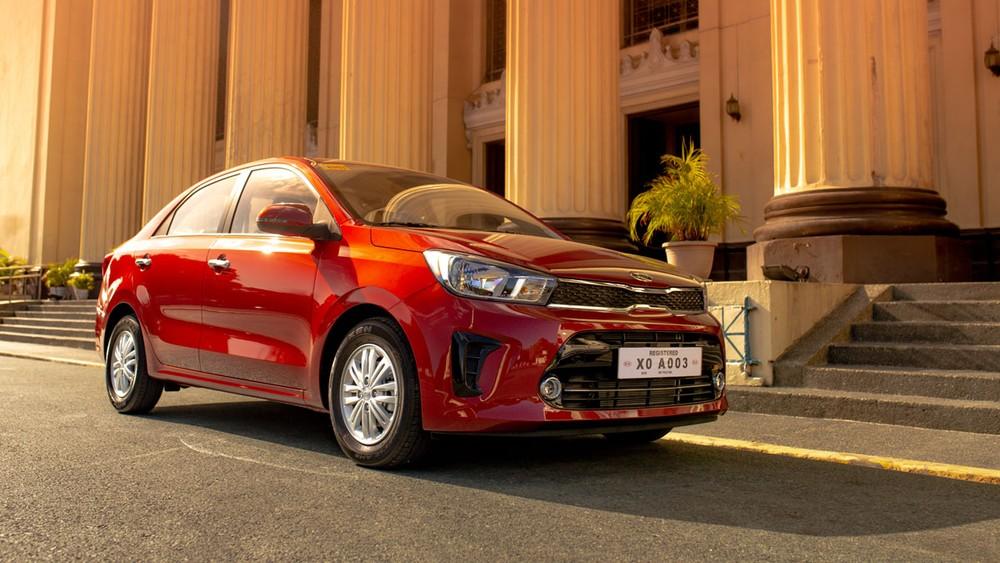 Mẫu sedan hạng B Kia Soluto rục rịch về Việt Nam có mức giá dự kiến từ 390 – 450 triệu đồng