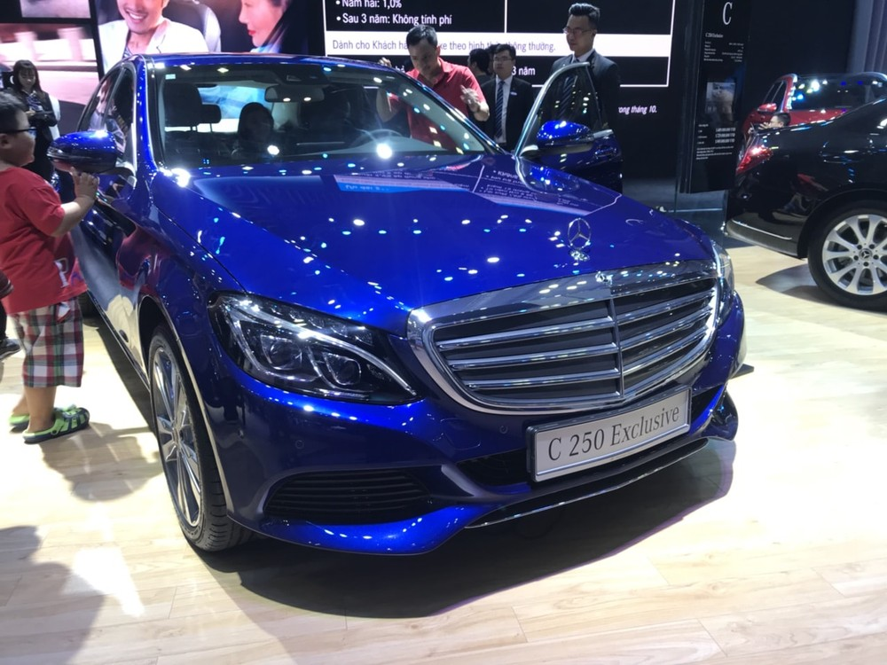 Mercedes-Benz C250 Exclusive 2019