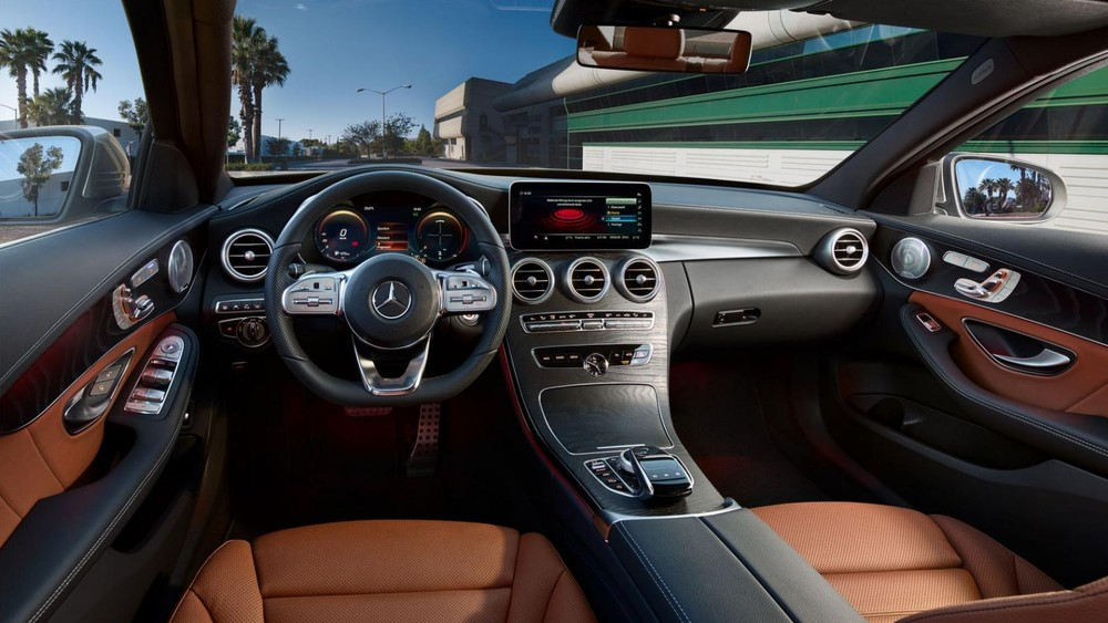 Mercedes-Benz C250 Exclusive 2019