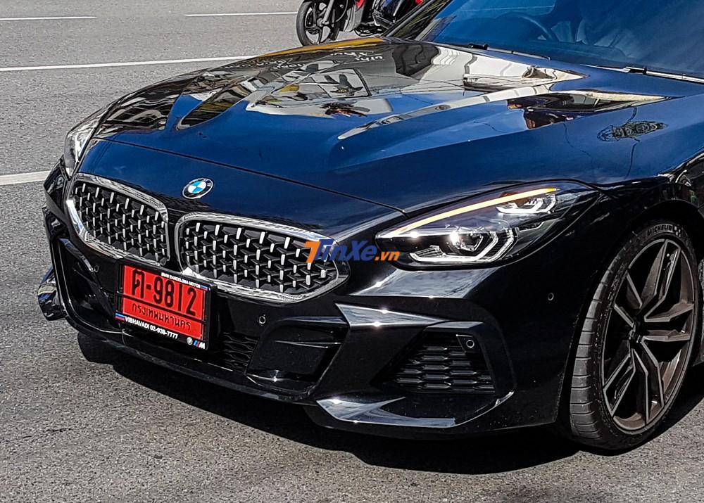 BMW Z4 2019 hứa hẹn sẽ sớm về Việt Nam