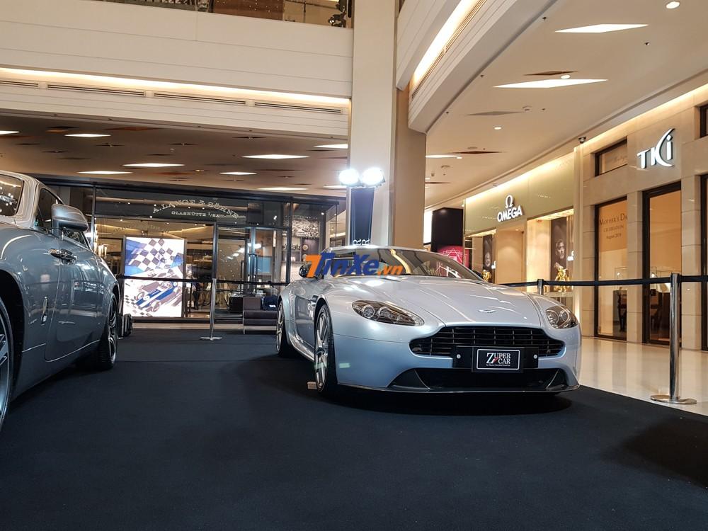 Không phải siêu xe của Aston Martin