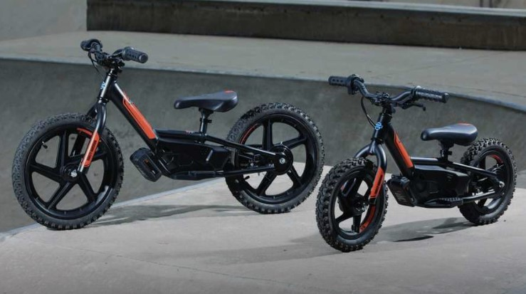 Harley-Davidson IRONe16 và IRONe12