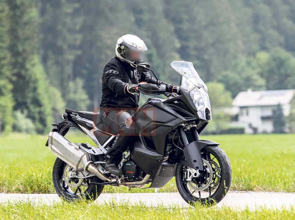 KTM 1290 Super Adventure phiên bản mới