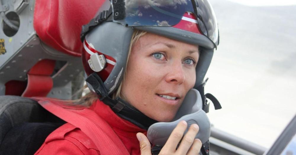 Jessi Combs là một trong những phụ nữ phi thường của ngành công nghiệp tốc độ