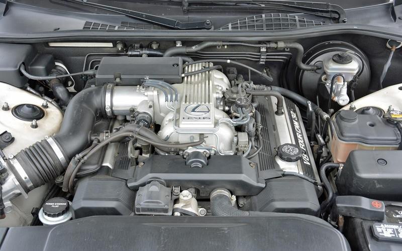 Động cơ Lexus LS 400