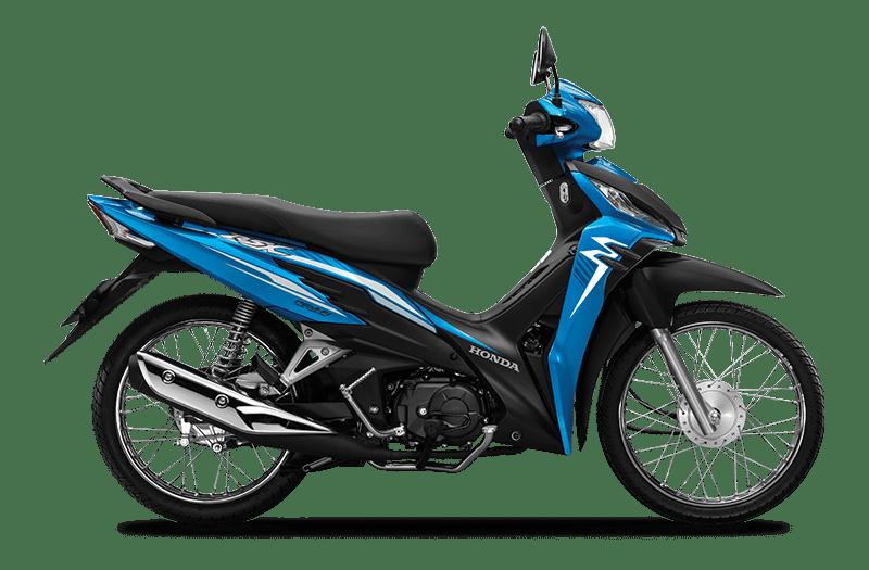 Honda Wave RSX Xanh đen