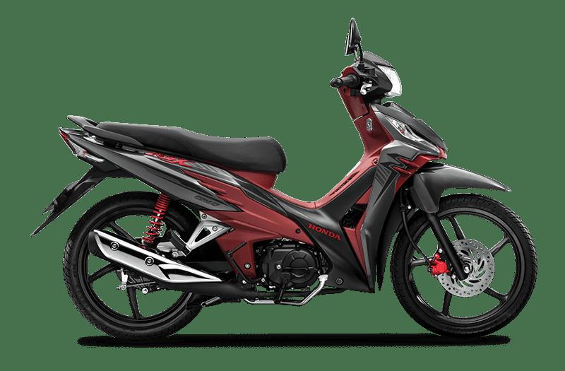 Honda Wave RSX Xám đỏ