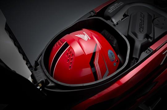 Cốp xe Honda Wave RSX
