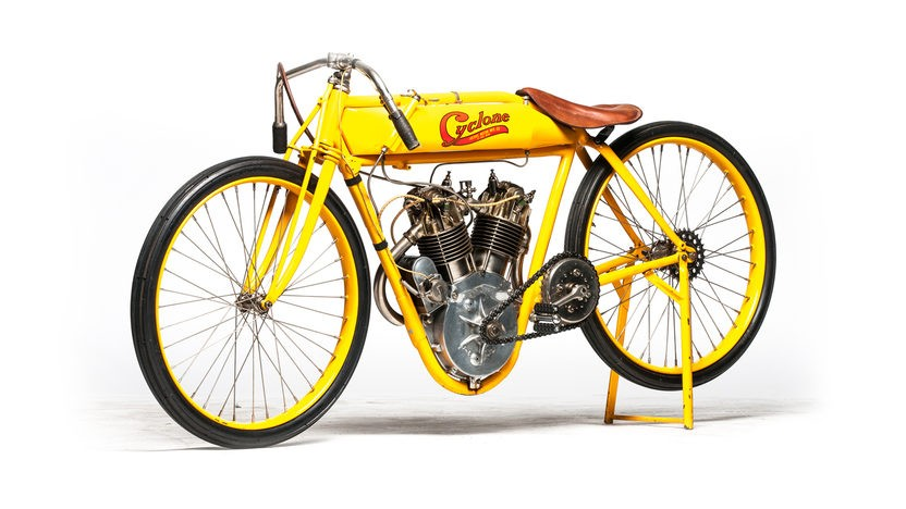 Cyclone Board Track Racer 1915