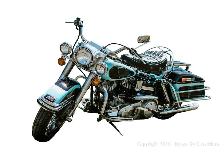 Harley-Davidson FLH 1200 Electra Glide