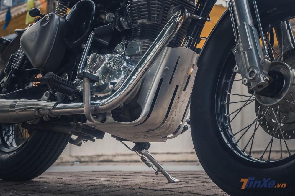 Bản độ Royal Enfield Classic 500 Zife Design