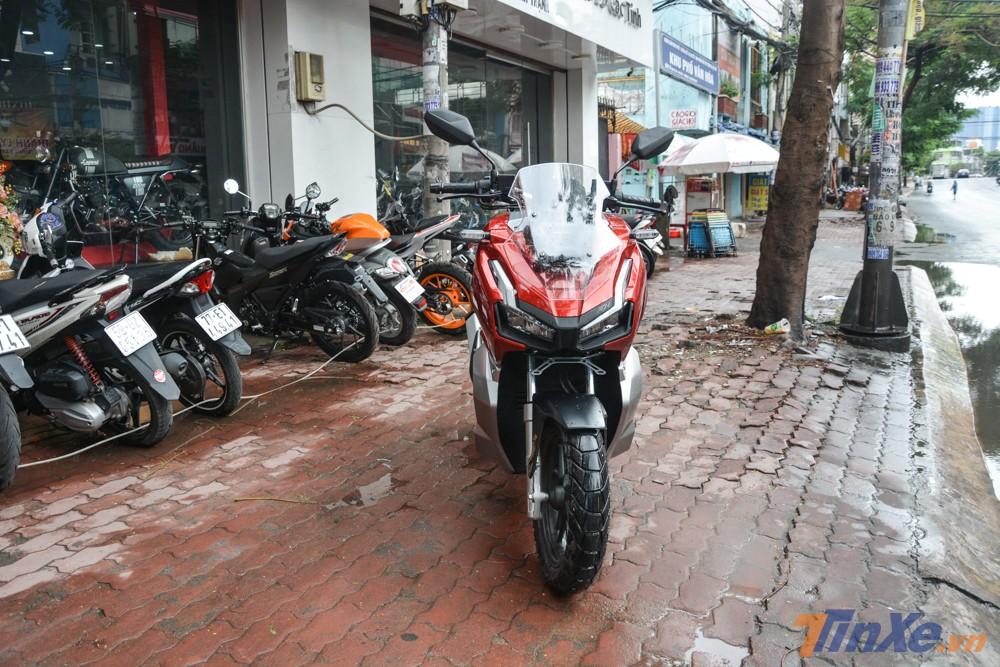 Đánh giá xe ga Honda ADV 150 có giá từ 85 triệu đồng tại Việt Nam