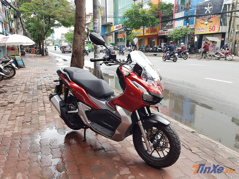Honda ADV 150 lấy cảm hứng thiết kế từ Honda X-ADV 750