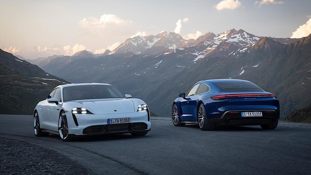 Sự hiện diện của Porsche Taycan sẽ khiến thị trường xe điện trở nên sôi động hơn