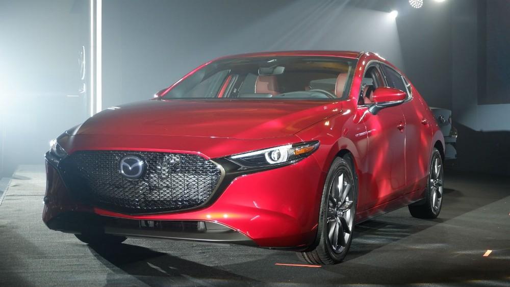 Mazda3 2019 đã được ra mắt một số quốc gia Đông Nam Á hồi đầu năm nay.