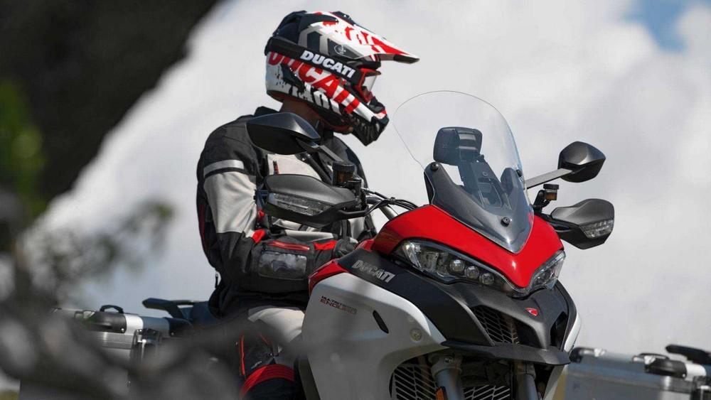 Ducati Multistrada 1260 GT sẽ bán ra thị trường trong năm 2020