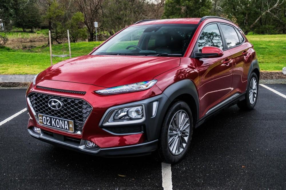 Hyundai Kona là một trong những mẫu xe mang tới trải nghiệm công nghệ tốt nhất dựa theo J.D. Power