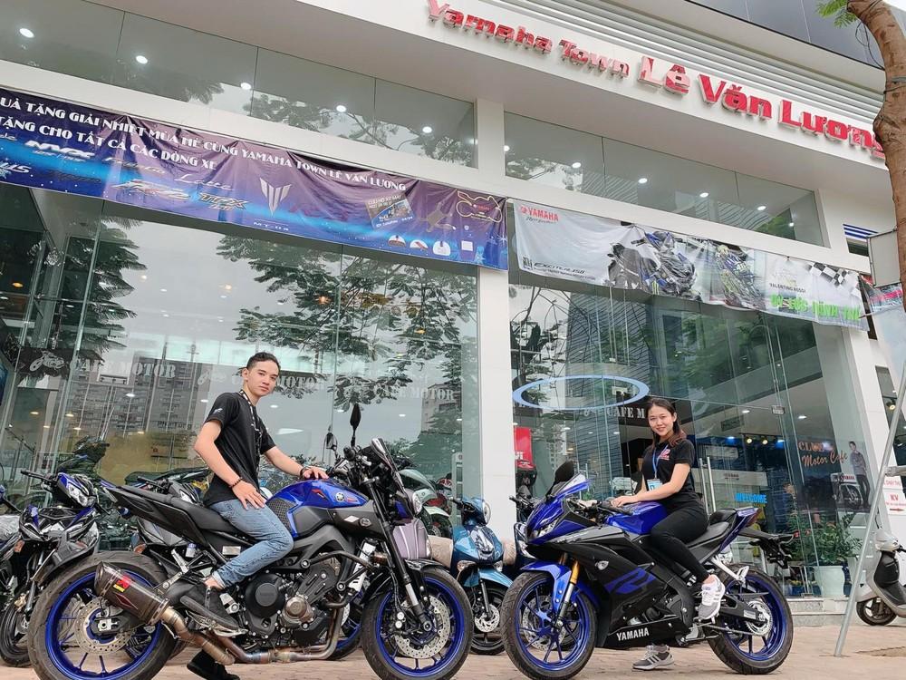 Yamaha MT-09 2019 chính thức về showroom Yamaha Town tại Hà Nội